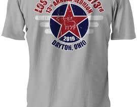 #51 cho Tshirt Design for a Reunion bởi darkribbon