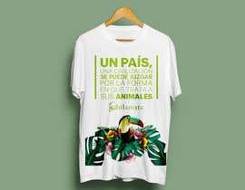 #29 for Diseños para camisetas T-shirt designs af davidorlandonino