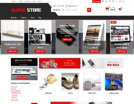 #18 untuk Simply recommend a shopify theme that will best suit our business oleh Mejba2004