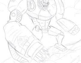 #4 for RoboMonster Contest (4th run) - Highly armored robot af medokhaled