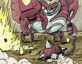 #16 untuk RoboMonster Contest (4th run) - Highly armored robot oleh D3baser