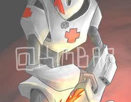 nº 5 pour RoboMonster Contest (4th run) - Highly armored robot par kimba7