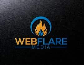 #35 for WebFlare Media, Logo and Icon af imamhossainm017