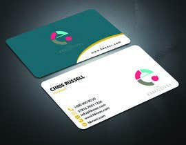 #411 for Business card design by apple1839