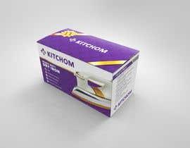 nº 11 pour Product Package box designing par kiekoomonster