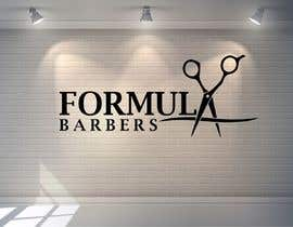 #26 для Logo and graphic design for Formula Barbers от asifcb155