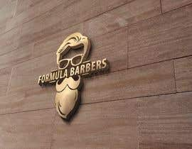#15 для Logo and graphic design for Formula Barbers от Davidbab