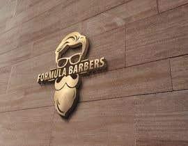 #15 for Logo and graphic design for Formula Barbers af Davidbab