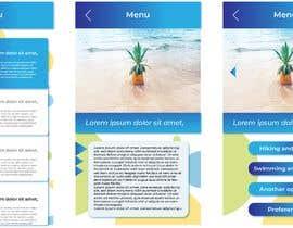 #2 untuk Artwork design for an app oleh gabibaba2000