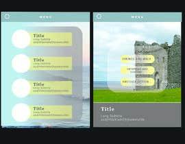 #3 untuk Artwork design for an app oleh artlourda
