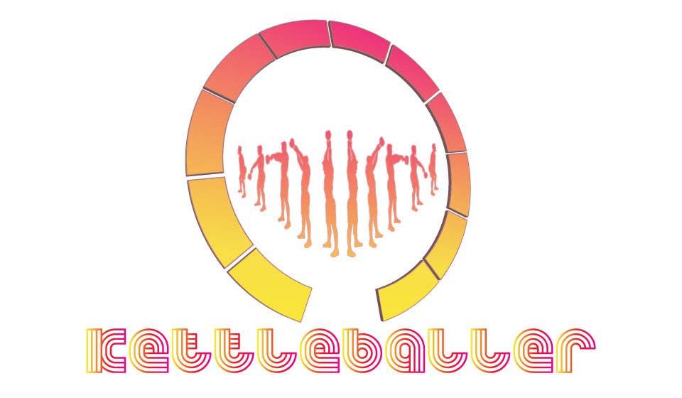 Inscrição nº                                         14                                      do Concurso para                                         Design a Logo for Kettleballer graphic