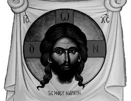 #2 untuk Tracing of holy napkin oleh ydianay