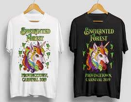 #45 para T-Shirt Design por ryakou