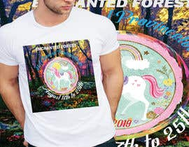 #57 para T-Shirt Design por creativeshathy