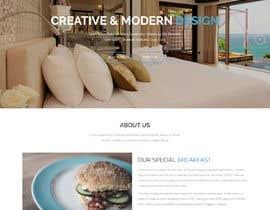 nº 11 pour Rental and booking landing shop page design + service offering 1 pager par mdbelal44241