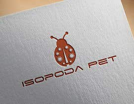 #15 for Logo Design For Bug Company Isopoda Pet by arafatrahaman629
