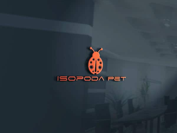 Contest Entry #16 for Logo Design For Bug Company Isopoda Pet