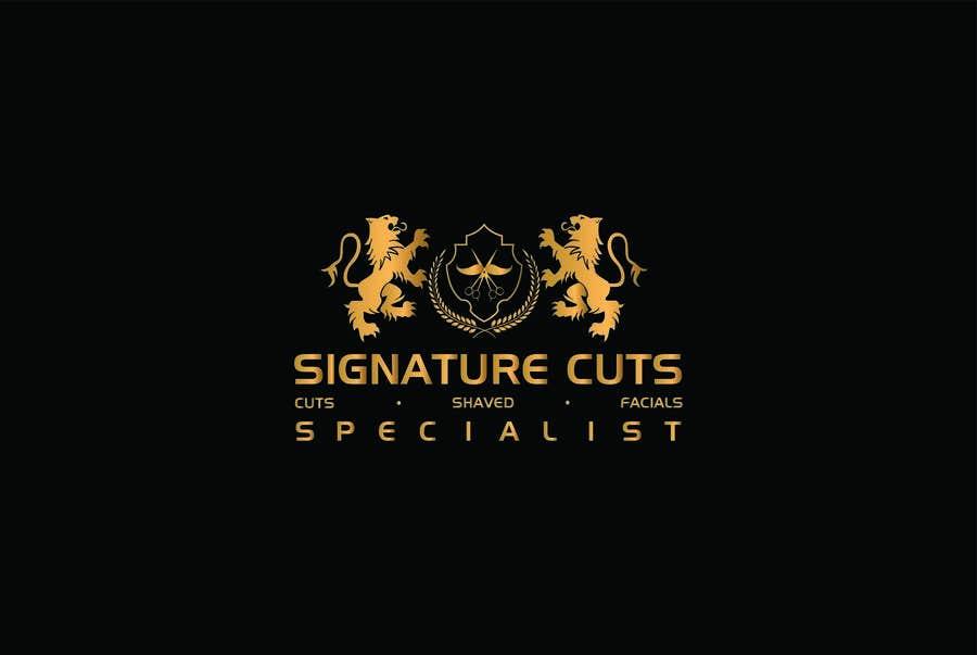 Kilpailutyö #23 kilpailussa Logo Design - Signature Cuts