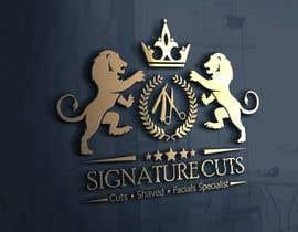 nº 26 pour Logo Design - Signature Cuts par Refat7