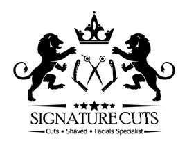 nº 28 pour Logo Design - Signature Cuts par Refat7