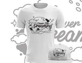 #60 for T-shirt and Hat Design for DreamWay Media af BadWombat96