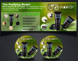 #38 for Facebook Skin (The Purifying Mask) af jeniakhatun10