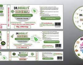 #27 для Finish off 2 label varieties от jozishahab