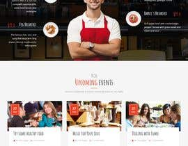 #21 for cafe website by tanjina4