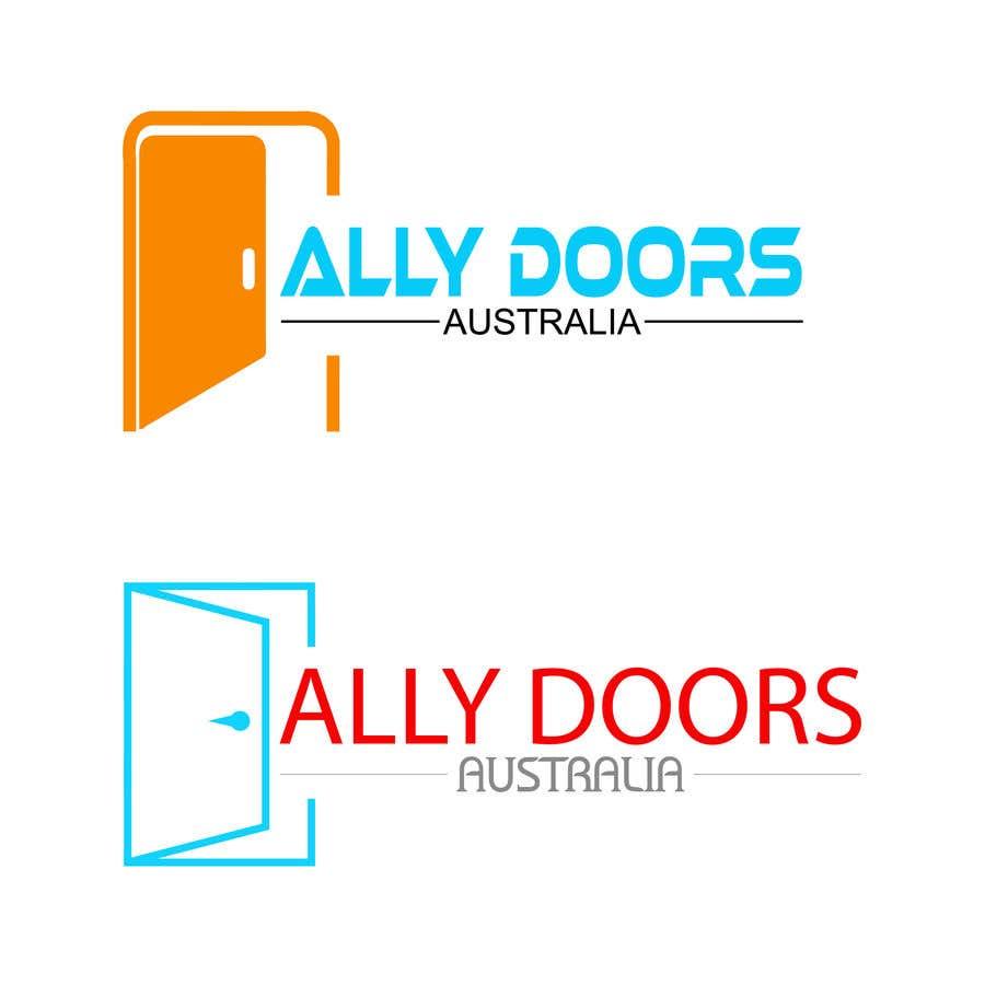 Contest Entry #91 for Design a Logo for a door manufacturer