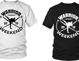 #29 for Warrior Weekend by amit1sadukha
