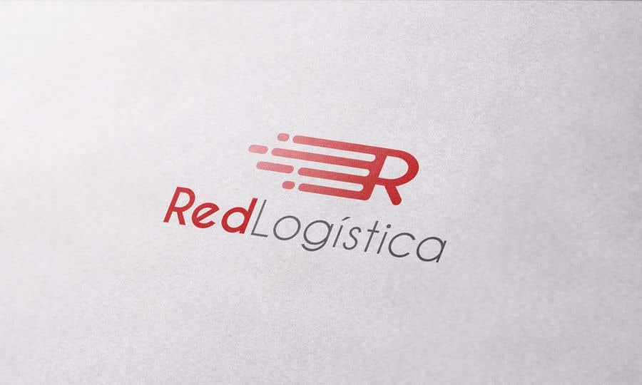 Penyertaan Peraduan #55 untuk Company logo Red Logística