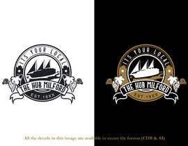 Nro 24 kilpailuun local pub/bar logo käyttäjältä bucekcentro