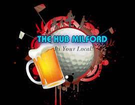 Nro 19 kilpailuun local pub/bar logo käyttäjältä shibeshmahapatra
