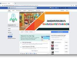 #11 for Diseño de logo, portada, y fotos para facebook instagram af Sreesujitdeb