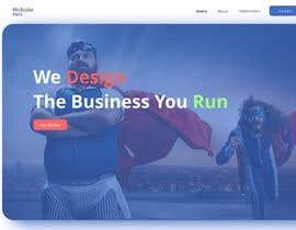 #9 для Landingpage for webdesign agency от alexandreh06