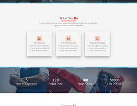 #68 для Landingpage for webdesign agency от Mejba2004