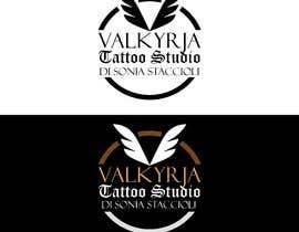 Nro 19 kilpailuun Logo Tattoo Studio käyttäjältä LoisaGold