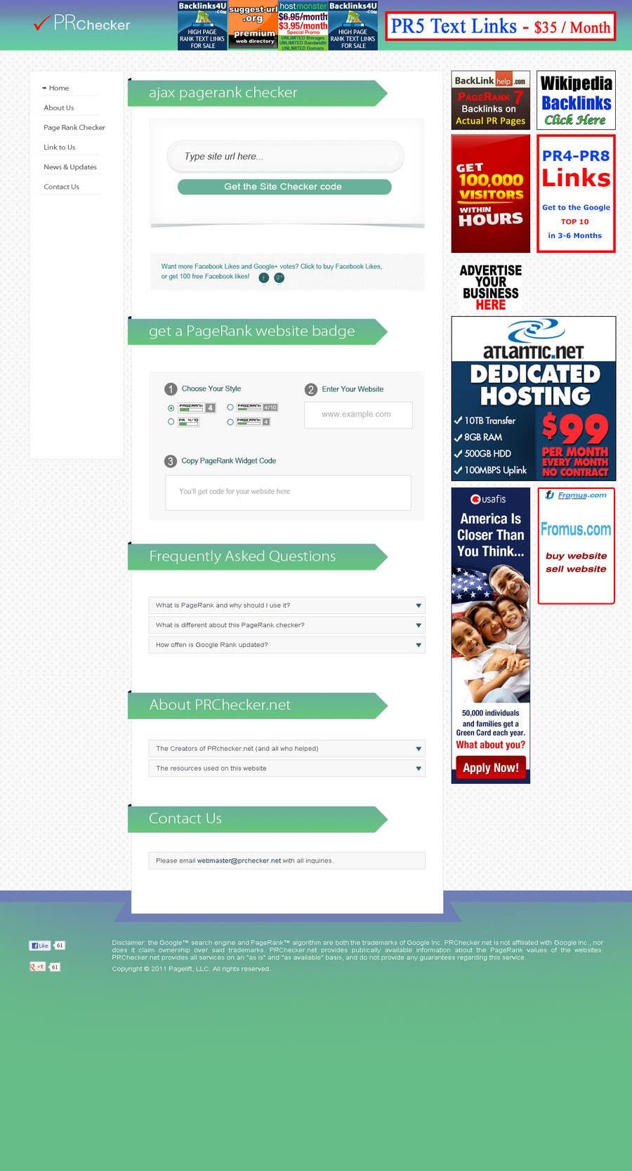 #41 for Website Design for SEO Website by rajranjan12