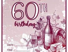 Nro 29 kilpailuun Invitation Template for Birthday Party käyttäjältä arhilass96