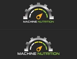 #50 for Logo, com o nome MACHINE NUTRITION af hyder5910