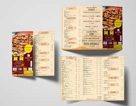 Nro 8 kilpailuun flyer for restaurant käyttäjältä creativepluscomb
