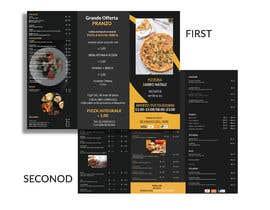 Nro 7 kilpailuun flyer for restaurant käyttäjältä AnikAreng