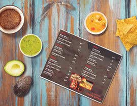 Nro 6 kilpailuun flyer for restaurant käyttäjältä Mazba92