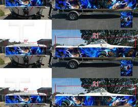 #6 для Design Boat Wrap / Graphics от unsoftmanbox