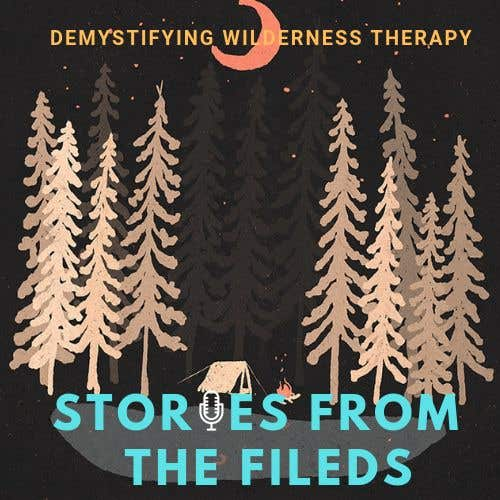 Konkurrenceindlæg #492 for design a logo for podcast Stories from the field: Demystifying Wilderness Therapy