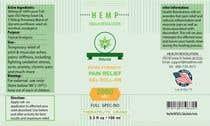 Graphic Design Inscrição do Concurso Nº27 para I need to help to improve the look of my label