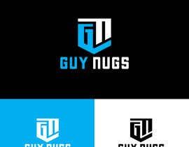 #140 untuk Logo for GuyNugs oleh nilufab1985