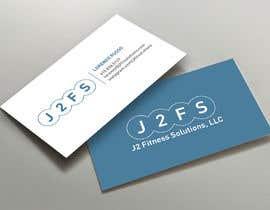 #92 untuk J2 Fit Solutions business cards oleh Srabon55014