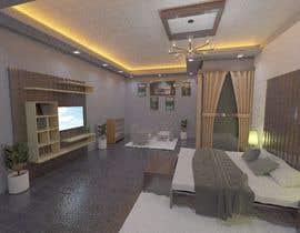 #99 for Master Bedroom & Dressing af Sanjaysg1990