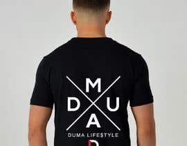 """#33 cho """"DUMA"""" bullet clothing design bởi hossaingpix"""